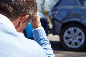 Auto accident attorney Ronald Slonaker